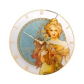 Clock Spring | Mucha