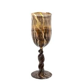 Art Nouveau Glass Mystic