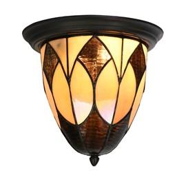 Tiffany Ceiling Lamp Parabola