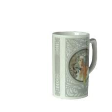 Mug Mucha Byzantine Heads