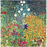 Wall Tapestry Klimt Flower Garden