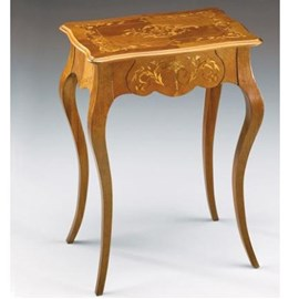 Exotic French Side Table Cathérine
