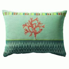 Cushion Exotic Coral