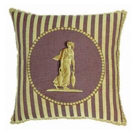 Classic Cushion Cameo Purple