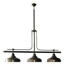 Pub Hanging Lamp 3 Lampshades