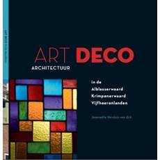 Book Art Deco Architecture in the Dutch 'Waarden'