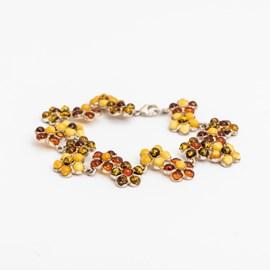 Magnificent in Amber Bracelet