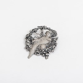 Brooch/Pendant Cupid