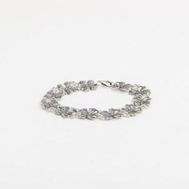 Silver Butterfly Yasmin Bracelet
