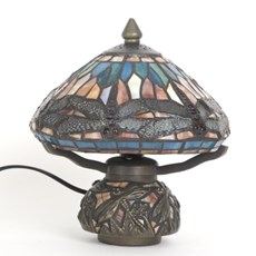 Tiffany Table Lamp Odanata