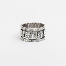 Glamour Meander Ring