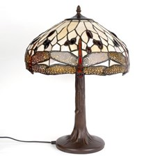 Table Lamp Tiffany Dragonfly