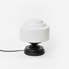 Low Table Lamp Stepped Ø 20 Moonlight