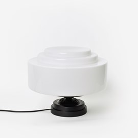 Low Table Lamp Stepped Ø 25 Moonlight