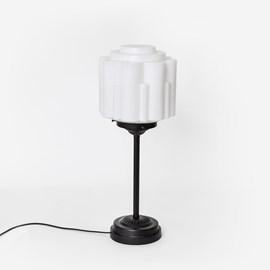 Slim Table Lamp Circle Moonlight