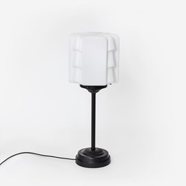 Slim Table Lamp Expressionism Moonlight