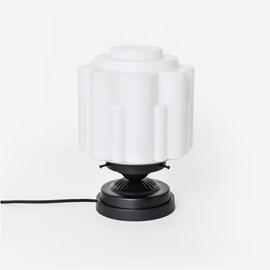 Low Table Lamp Circle Moonlight