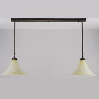 voorbeeld van een van onze T- Hanging Lamps