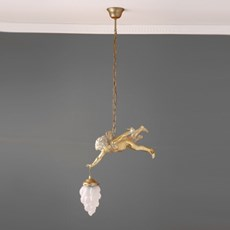 Hanging Lamp Angel fit 8 cm lampshade