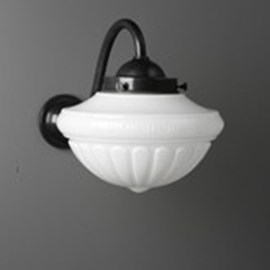 Outdoor/ Large Bathroom Wall Lamp Chique Greek