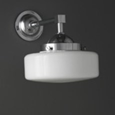 Outdoor/ Large Bathroom Wall Lamp Peppermint