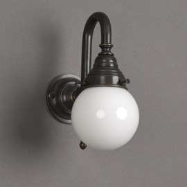 Bathroom Lamp Sphere Small Arch