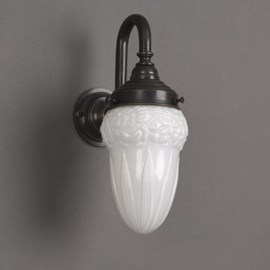 Bathroom Lamp Flower Small Arch