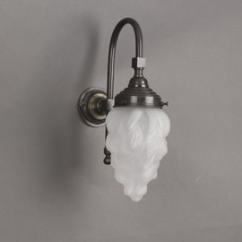 Bathroom Lamp Flame Large Arch