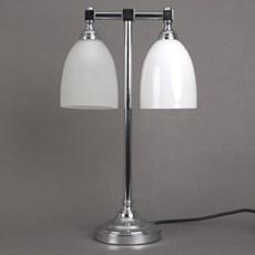 Bathroom Table Lamp 2-Lights