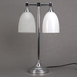 Bathroom Table Lamp 2-Lights