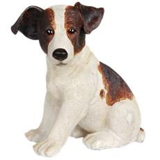 Sculpture Puppy Russel