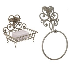 2-piece Bathroom Set Provence