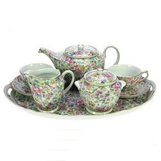 Tea Set Summer