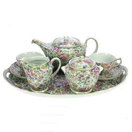 Tea Set Summer
