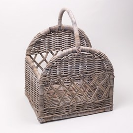 Firewood Basket Cosy Fire