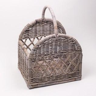 voorbeeld van een van onze Baskets/ Picnic Cases