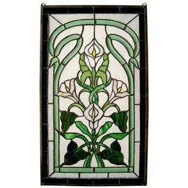Tiffany Window Decoration Calla