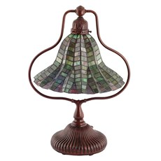 Table Lamp Plissé Lotus Bell