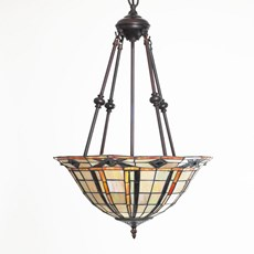 Tiffany Hanging Lamp Aurora