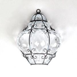 Venetian Wall Lamp Bellezza Clear