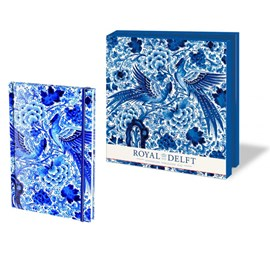 Address Book & Card Folder Royal Delft