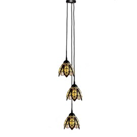 Tiffany Chandelier Flow Souplesse Small 3