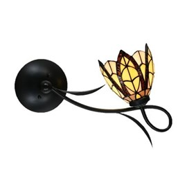 Tiffany Wall Lamp/Ceiling Lamp Lovely Flow Souplesse small