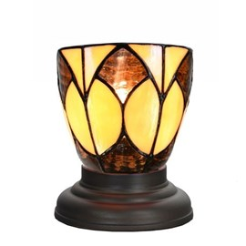 Low Tiffany Table Lamp Parabola small