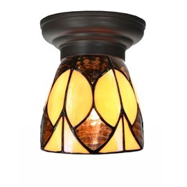 Little Ceiling Lamp Tiffany Parabola small
